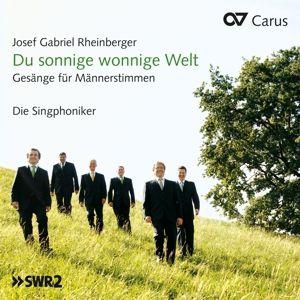 Du Sonnige Wonnige Welt-Musik, Die Singphoniker