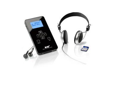 Dual DAB Pocket Radio 3