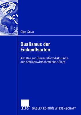 Dualismus der Einkunftsarten, Olga Sava