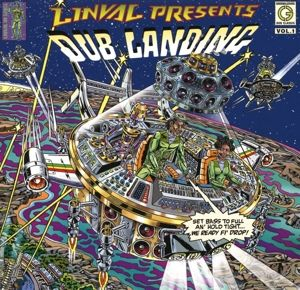 Dub Landing Vol.1 (2cd/6-Panel Digisleeve), Linval Thompson, Roots Radics, Scientist