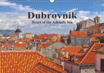 Dubrovnik - Heart of the Adriatic Sea (Wall Calendar 2019 DIN A3 Landscape), LianeM