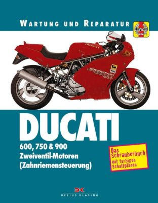 Ducati 600, 750 & 900