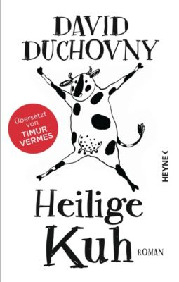 Duchovny, D: Heilige Kuh, David Duchovny