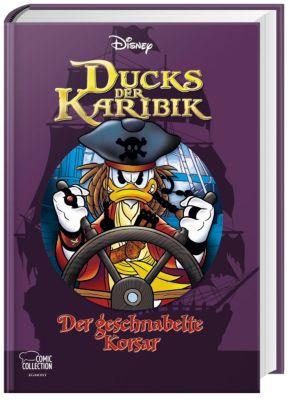 Ducks der Karibik - Der geschnabelte Korsar, Walt Disney
