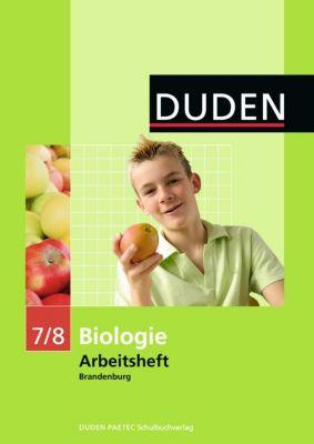 Duden - Biologie, 7./8. Klasse, Arbeitsheft