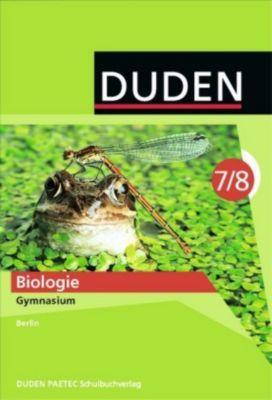 duden biologie 7 8 klasse lehrbuch buch portofrei bestellen. Black Bedroom Furniture Sets. Home Design Ideas