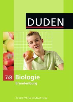 Duden - Biologie, 7./8. Klasse, Lehrbuch
