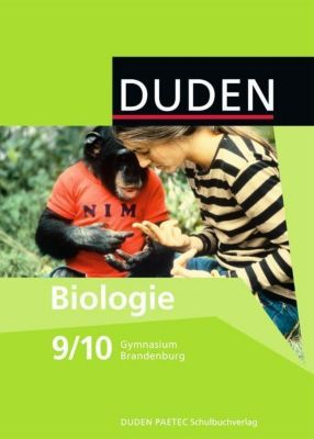 Duden - Biologie, 9./10. Klasse, Lehrbuch