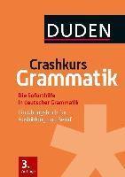 Duden Crashkurs Grammatik, Anja Steinhauer