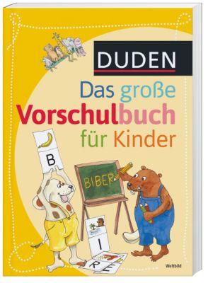 DUDEN - Das große Vorschulbuch für Kinder