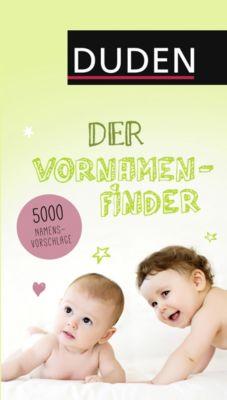 Duden - Der Vornamenfinder, Rosa Kohlheim, Volker Kohlheim
