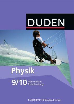 Duden - Physik, 9./10. Klasse, Lehrbuch