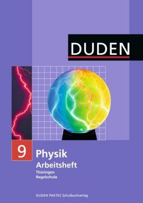 Duden - Physik, 9. Klasse, Arbeitsheft