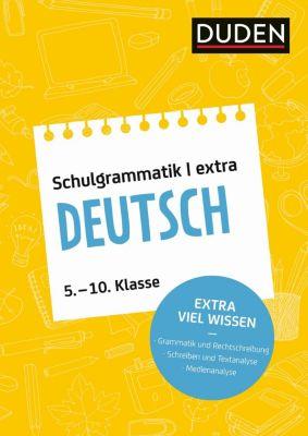 Duden Schulgrammatik extra - Deutsch -  pdf epub