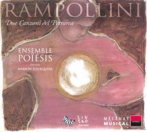 Due Canzoni del Petrarca, Marion Fourquier, Ensemble Poiesis
