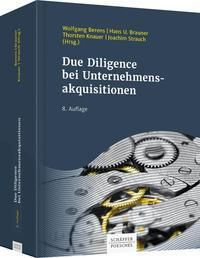 Due Diligence bei Unternehmensakquisitionen -  pdf epub