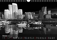 Düsseldorf Ansichten in Schwarz-Weiss (Wandkalender 2019 DIN A4 quer) - Produktdetailbild 10