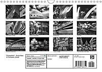 Düsseldorf Ansichten in Schwarz-Weiss (Wandkalender 2019 DIN A4 quer) - Produktdetailbild 13