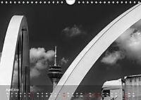 Düsseldorf Ansichten in Schwarz-Weiss (Wandkalender 2019 DIN A4 quer) - Produktdetailbild 4