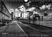 Düsseldorf Ansichten in Schwarz-Weiss (Wandkalender 2019 DIN A4 quer) - Produktdetailbild 8