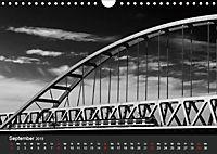Düsseldorf Ansichten in Schwarz-Weiss (Wandkalender 2019 DIN A4 quer) - Produktdetailbild 9