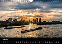 Düsseldorf - Rheinansichten (Wandkalender 2019 DIN A4 quer) - Produktdetailbild 4