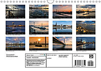 Düsseldorf - Rheinansichten (Wandkalender 2019 DIN A4 quer) - Produktdetailbild 13