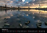 Düsseldorf - Rheinansichten (Wandkalender 2019 DIN A4 quer) - Produktdetailbild 2