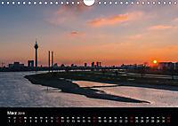 Düsseldorf - Rheinansichten (Wandkalender 2019 DIN A4 quer) - Produktdetailbild 3