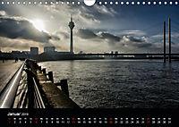 Düsseldorf - Rheinansichten (Wandkalender 2019 DIN A4 quer) - Produktdetailbild 1