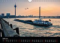 Düsseldorf - Rheinansichten (Wandkalender 2019 DIN A4 quer) - Produktdetailbild 6