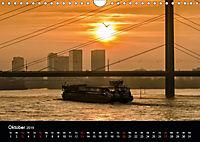 Düsseldorf - Rheinansichten (Wandkalender 2019 DIN A4 quer) - Produktdetailbild 10