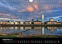 Düsseldorf - Rheinansichten (Wandkalender 2019 DIN A4 quer) - Produktdetailbild 9