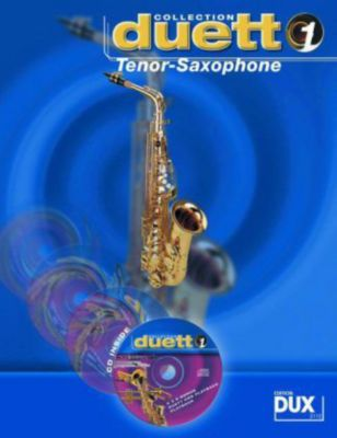 Duett Collection, Saxophone Tenor, m. Audio-CD