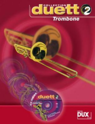 Duett Collection, Trombone, m. Audio-CD