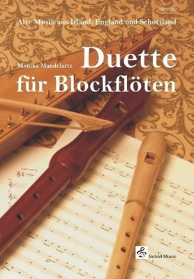 Duette für Blockflöten, Monika Mandelartz