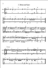 Duette für Blockflöten - Produktdetailbild 3