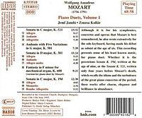 Duette für Klavier zu vier Händen Vol. 1 - Produktdetailbild 1