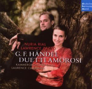 Duetti Amorosi, Nuria Rial, Lawr. Zazzo, Kammerorch.basel, Cummings