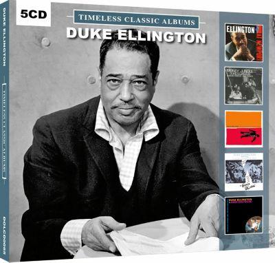 Duke Ellington, 5 CDs