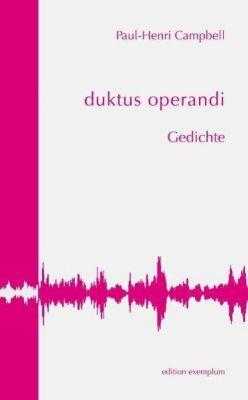 duktus operandi - Paul-Henri Campbell pdf epub