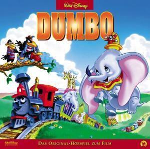 Dumbo, 1 Audio-CD, Walt Disney