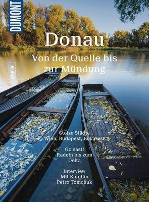 DuMont BILDATLAS Donau, von der Quelle bis zur Mündung, Tom Schulze, Thomas Magosch