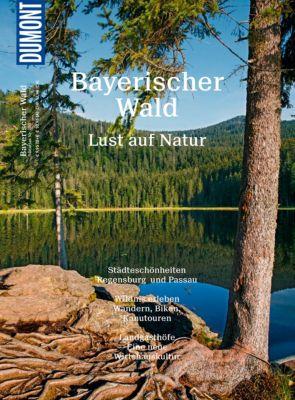 DuMont BILDATLAS E-Book: DuMont Bildatlas Bayerischer Wald, Daniela Schetar