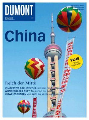 DuMont BILDATLAS E-Book: DuMont BILDATLAS China, Dr., Hans-Wilm Schütte