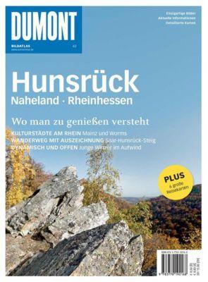 DuMont BILDATLAS E-Book: DuMont BILDATLAS Hunsrück, Naheland, Rheinhessen, Dr., Hans-Ludwig Schulte