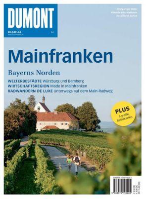 DuMont BILDATLAS E-Book: DuMont BILDATLAS Mainfranken, Wolfgang Veit