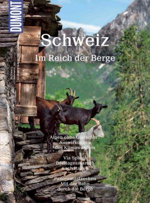 DuMont BILDATLAS E-Book: DuMont BILDATLAS Schweiz, Dina Stahn