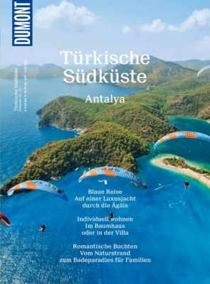 DuMont BILDATLAS E-Book: DuMont Bildatlas Türkische Südküste, Florian Merkel