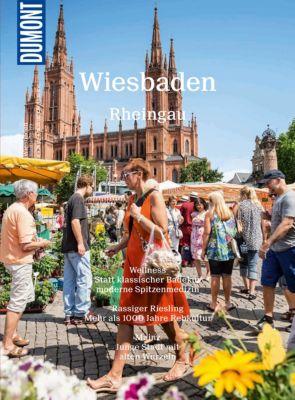 DuMont BILDATLAS E-Book: DuMont Bildatlas Wiesbaden